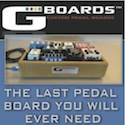 G-Boards Pedal Boards